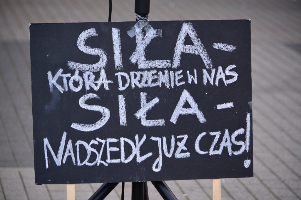 Czarny Protest 2016 - SIŁA, która drzemie w NAS. SIŁA - nadszedł już CZAS!