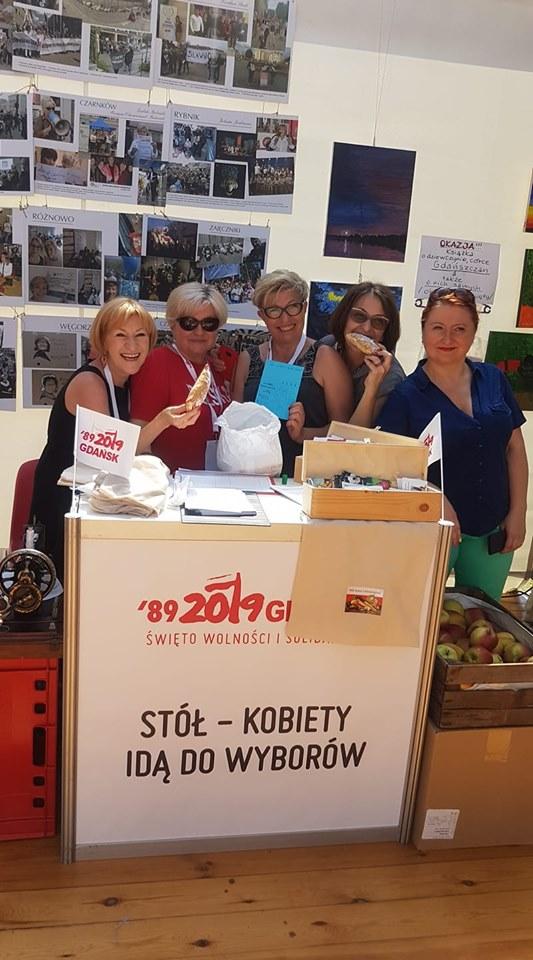 Święto Wolności i Solidarności - Gdańsk ECS - 2019