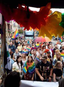 Marsz Równości w Katowicach - 7 września 2019 r.