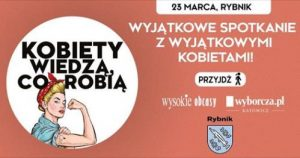 Wysokie Obcasy - Gazeta Wyborcza w Rybniku