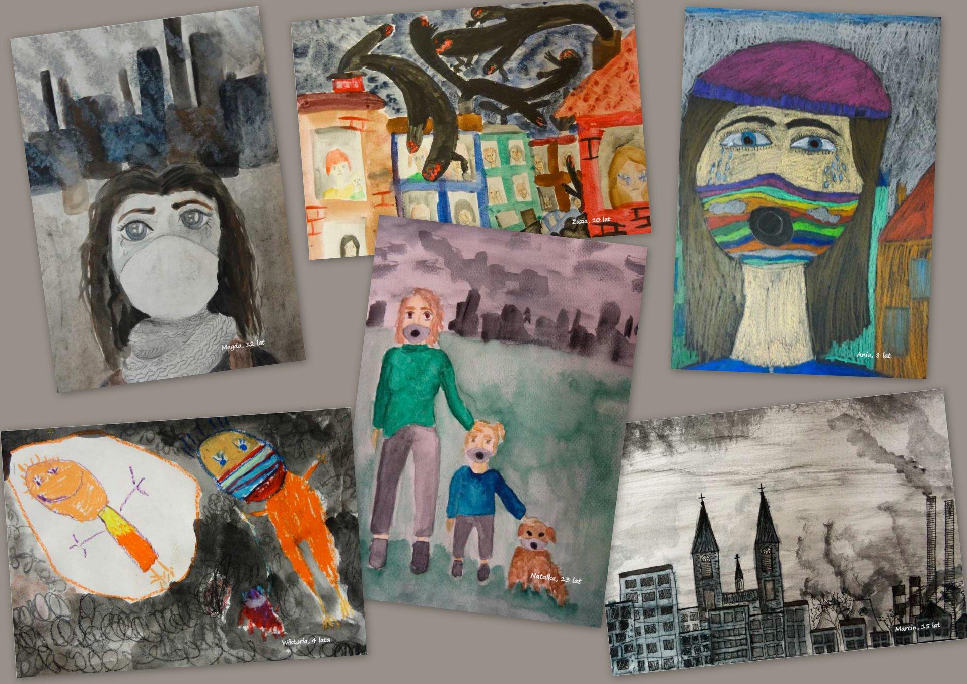 kartki świąteczne dla posłów, smog w Rybniku