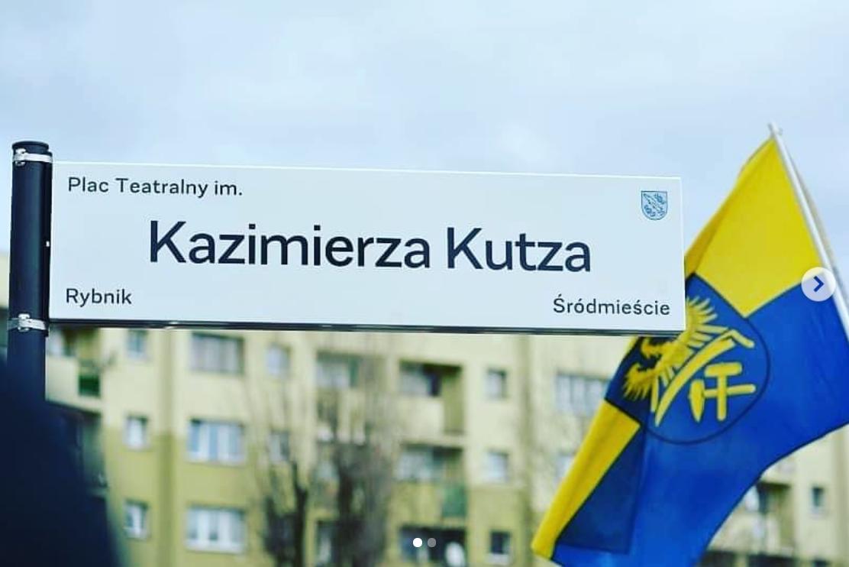 Plac Teatralny im. Kazimierza Kutza